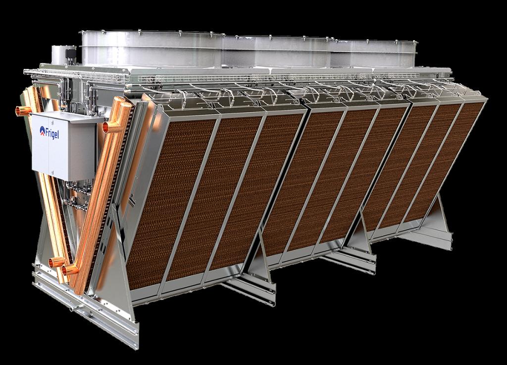 Nuevo aeroenfriador adiabático Ecodry LDK