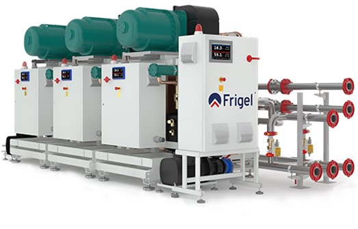 3FX Chiller enfriadora de agua industrial